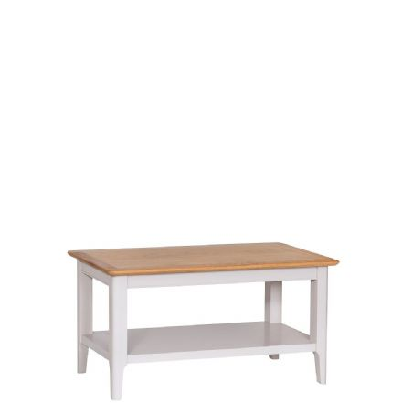 Newhaven Grey Painted Coffee Table